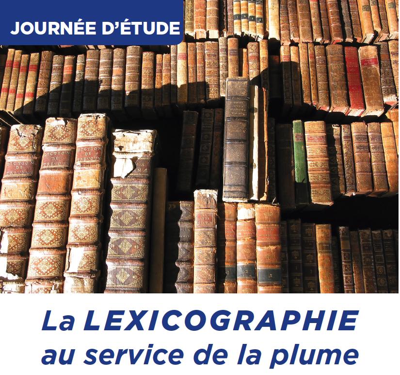 JE La lexicographie au service de la plume