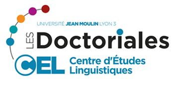 Doctoriales - Centre d'Études Linguistiques