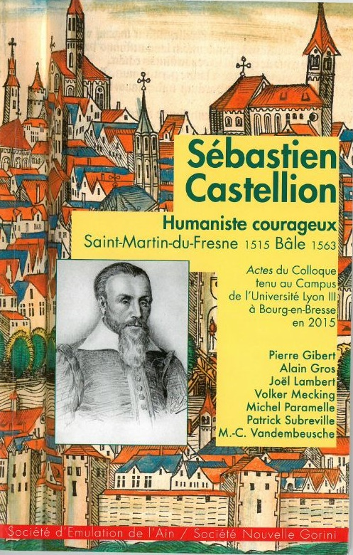 Couverture Sabastien Castellion